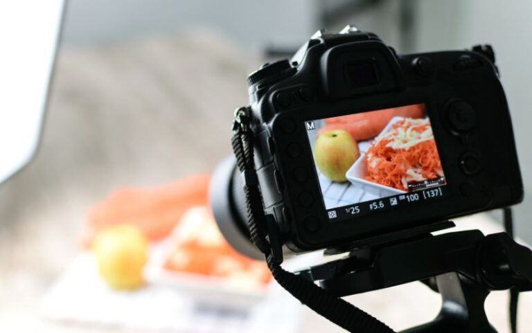 A Short Guide On Food Photography