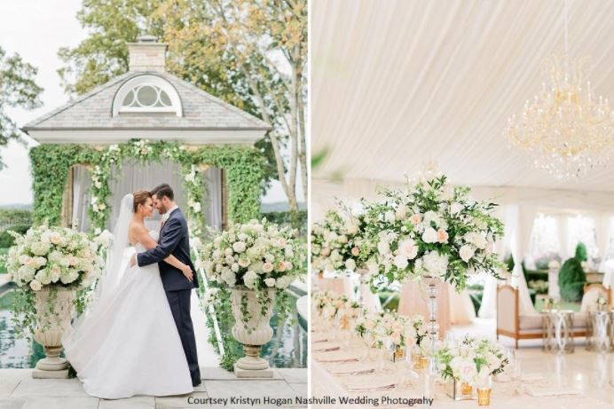 10 Amazing Floral Arrangements and Vases for Your Event